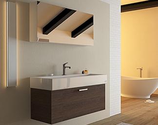 Custom Made Vanity Units for Branded Basins