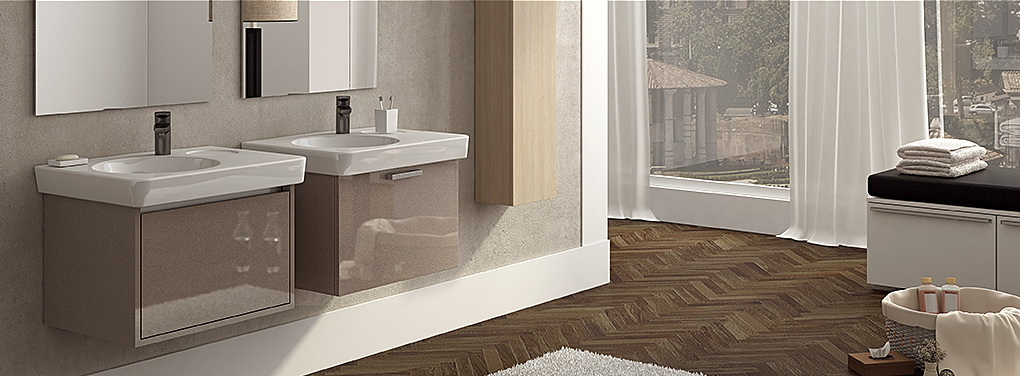 villeroy boch custom made vanity units for branded basins vanity units - Villeroy And Boch Bathroom Cabinets