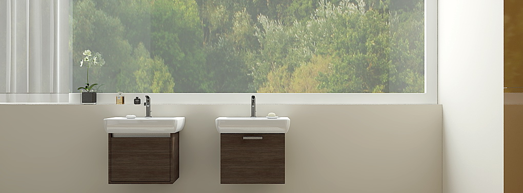 Custom Made Bathroom Vanity Units custom made vanity units for branded basins - vanity units